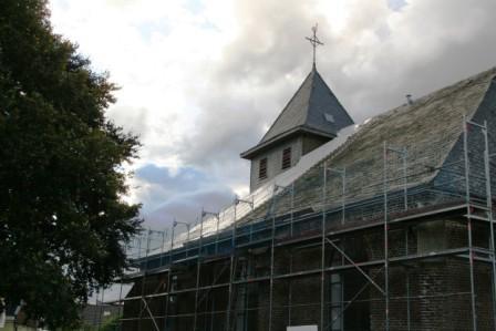 Sanierung des Daches 3