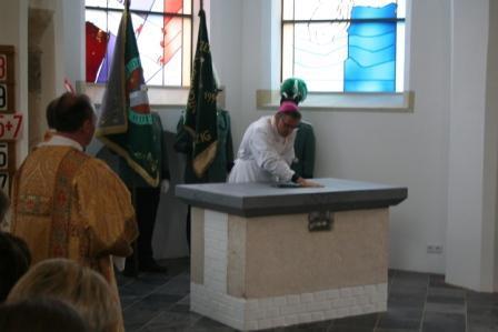 Altarweihe 2