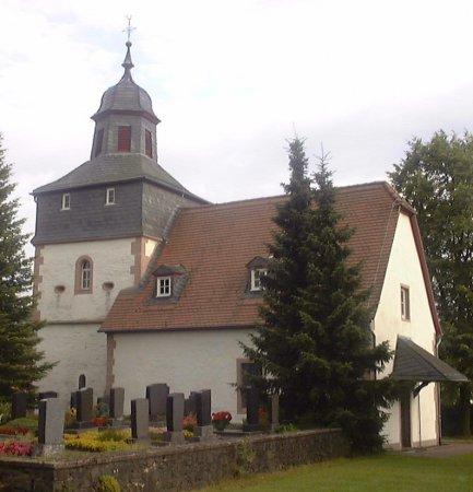 Kirche Bindsachsen