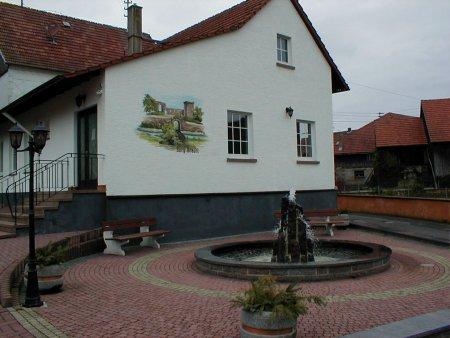 Brunnen Burgbracht