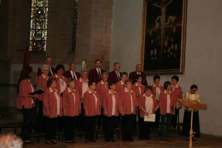 20 Jahre Chor Latdorf