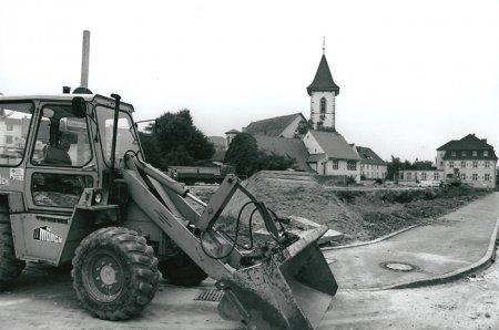 Burghof Neubau (Quelle: Stadtarchiv Lörrach // Foto: Juri Junkov)
