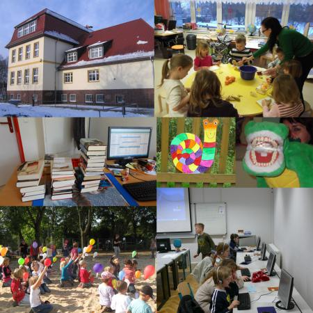 Collage_Schule_Hort_Kita