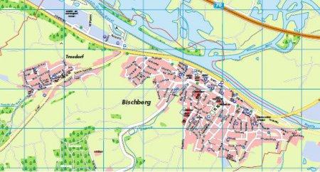 Bischberg Ortsplan Bischberg I.JPG