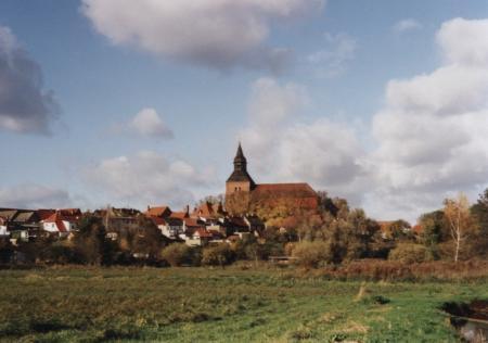 Blick auf Sternberg