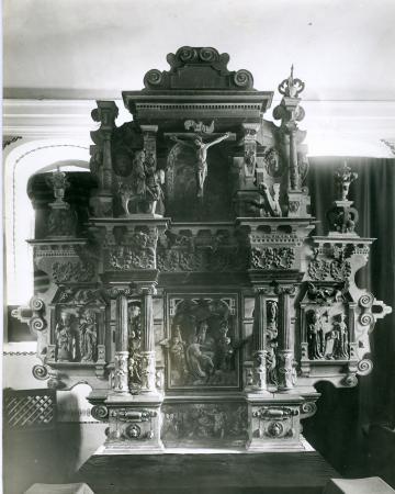 Max Zeisig_Altar Börnicke