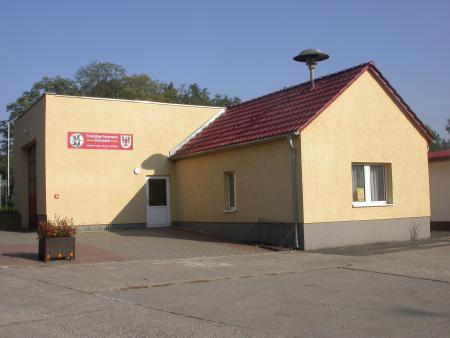 Feuerwehrgerätehaus Ortsteil Bremsdorf