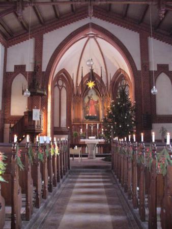 Kirche Brenz Innen