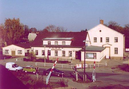 Bürgerhaus 1990er Jahre