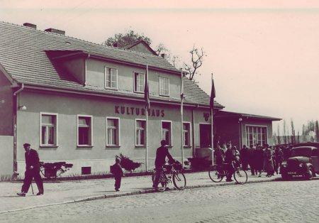 Bürgerhaus 1960er Jahre