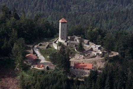 Castle Altnußberg