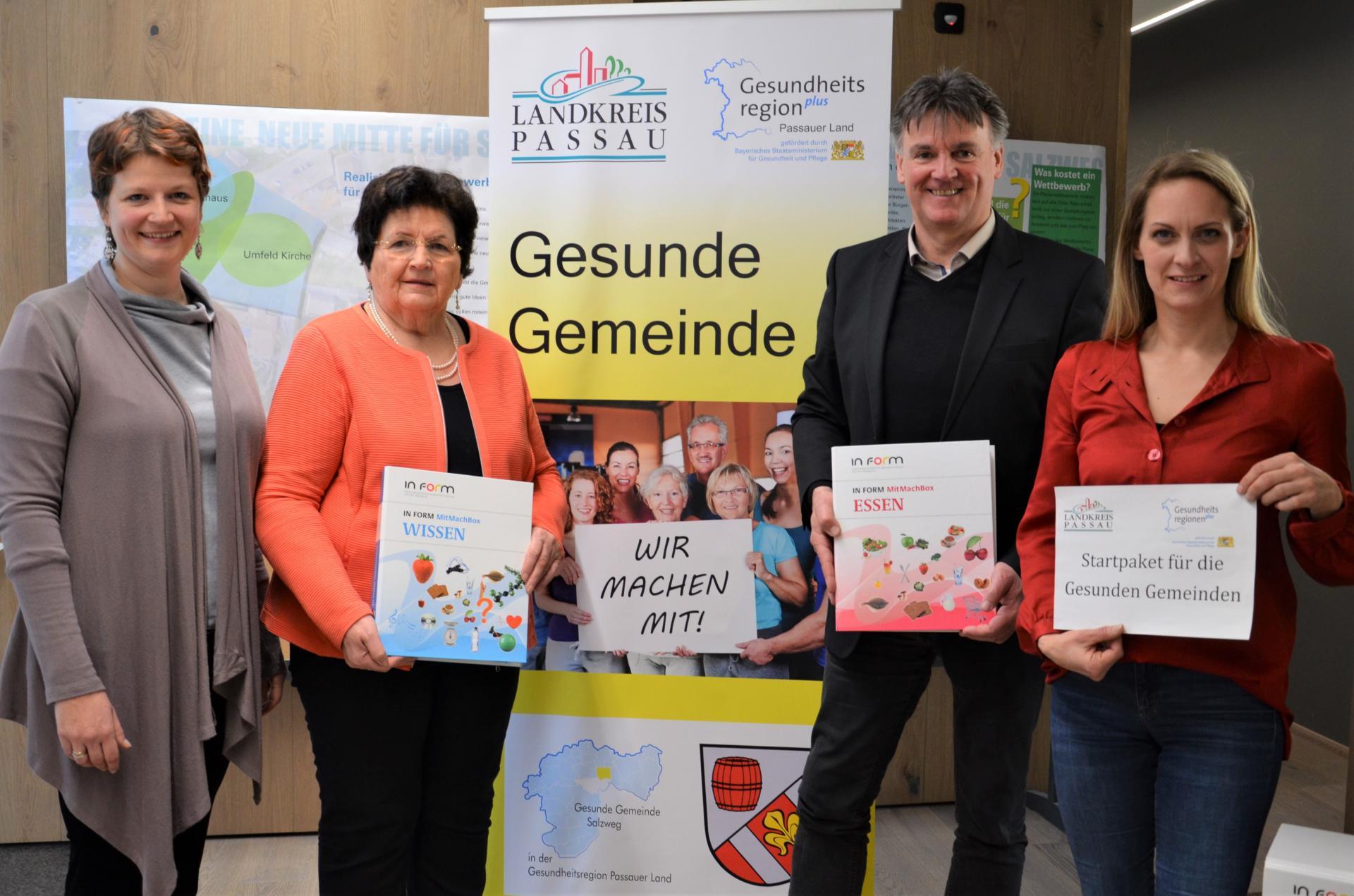 Gesunde Gemeinde Salzweg