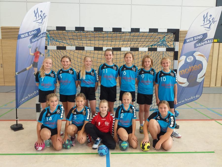 HSV E1 Jugend