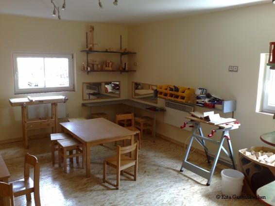 Die Kinderlernwerkstatt Tischlerei und Atelier