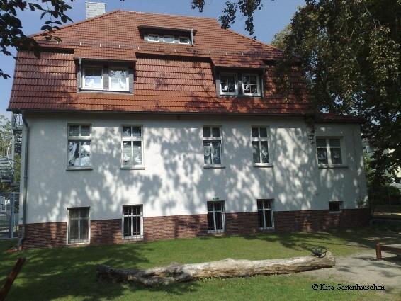 Die Kita-Villa