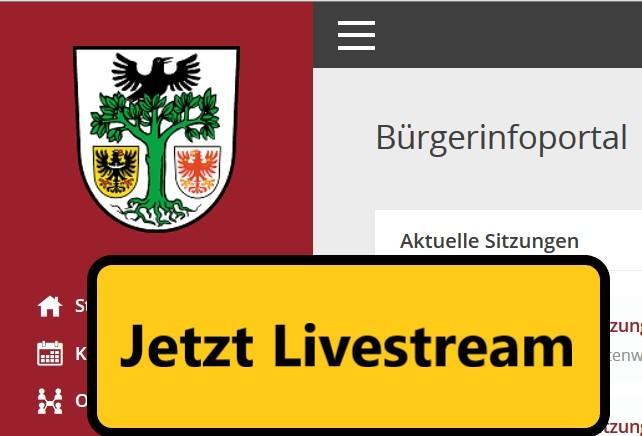 jetzt Livestream