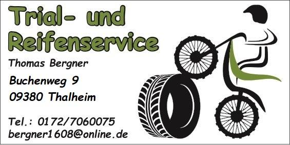 Firma Thomas Bergner Trial- und Reifenservice / Thalheim