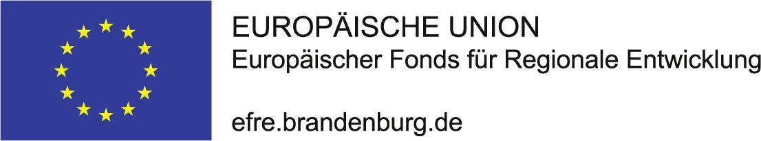 Logo EFRE Brandenburg