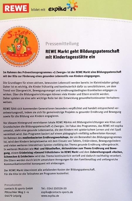 2020.03.06 5 Zwerge Pressebericht