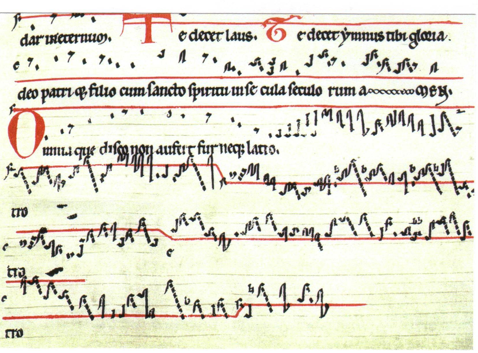 Cistercienser Antiphonar