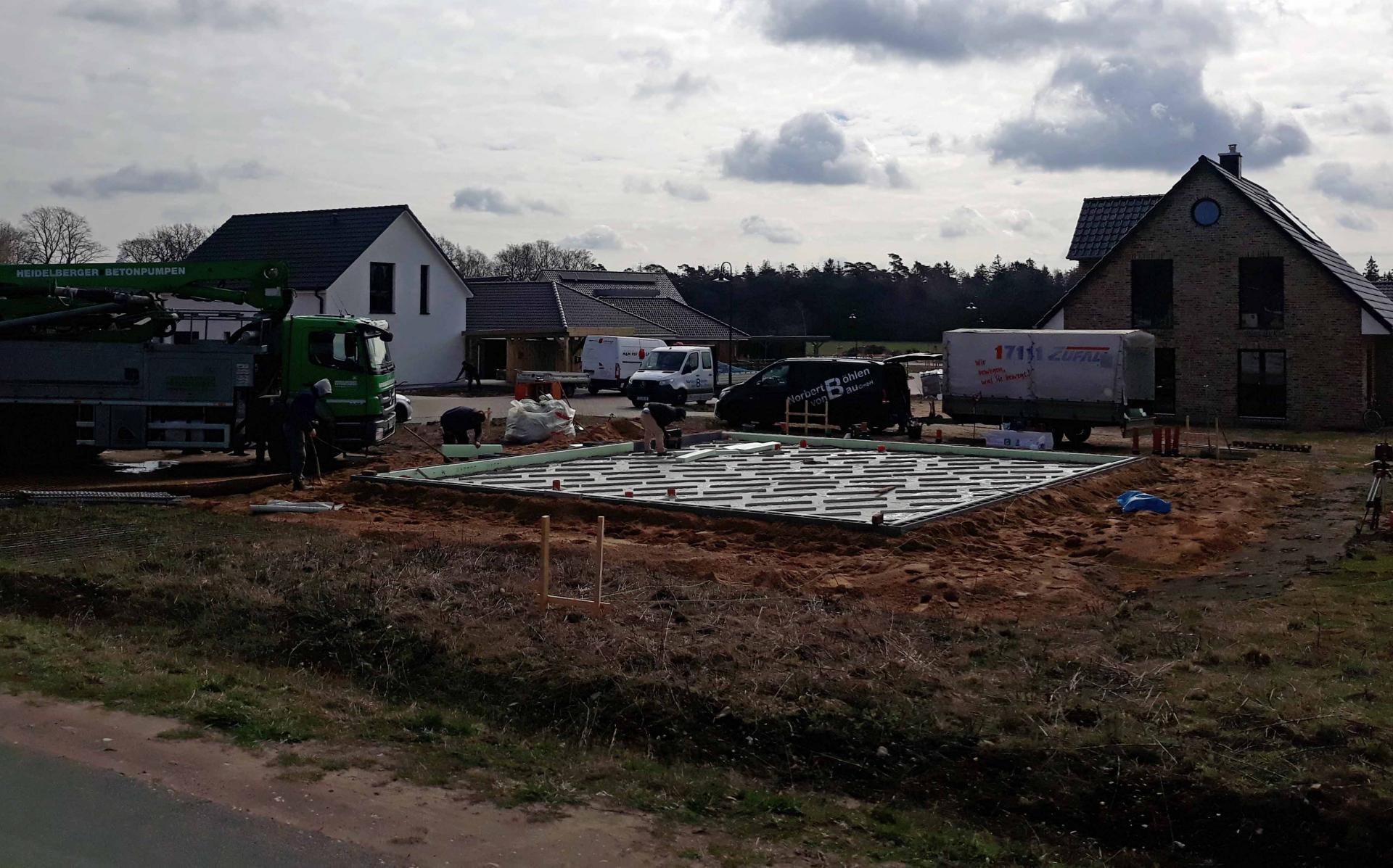Das Neubaugebiet (02.04.2020)