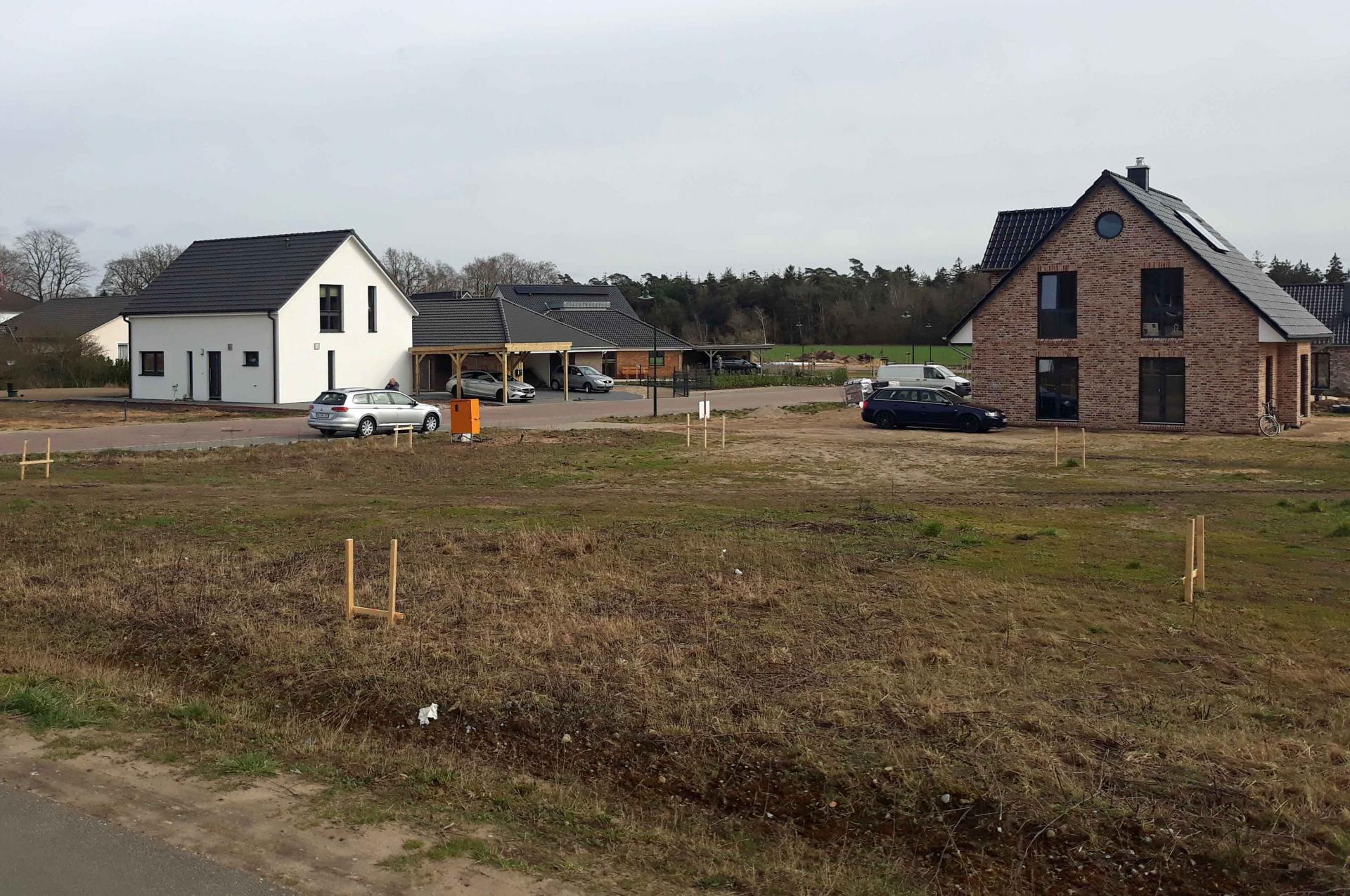 Das Neubaugebiet (20.03.2020)