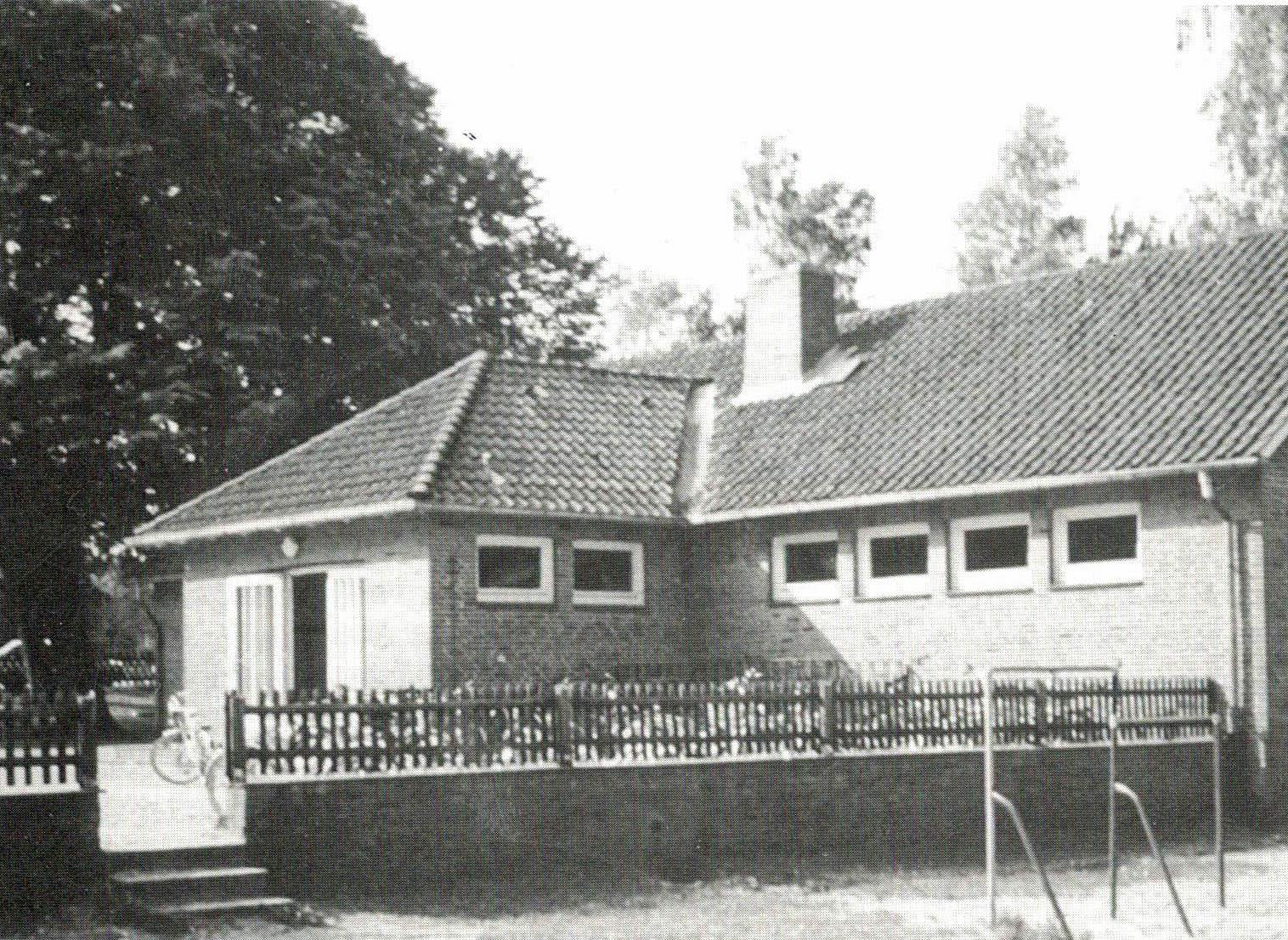 Drittes Schulgebäude (1958)