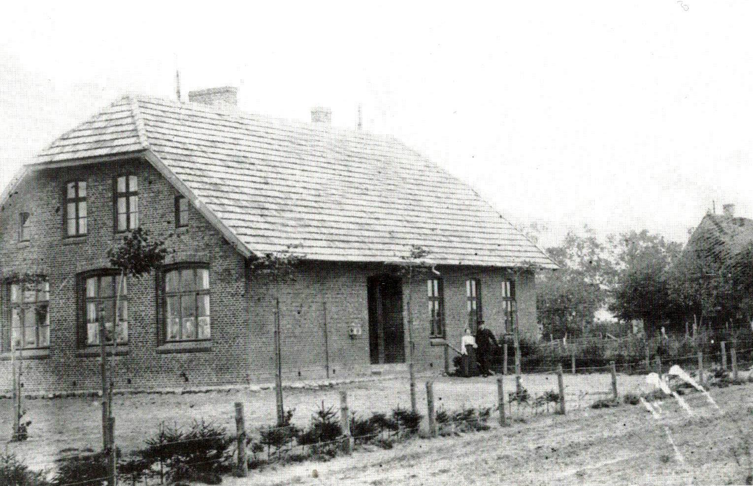 Zweites Schulgebäude (1899)
