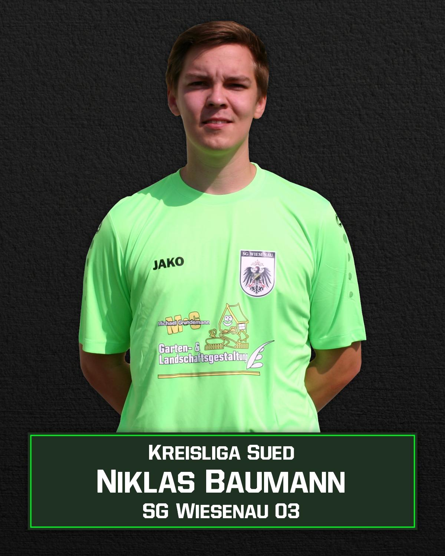 Niklas Baumann