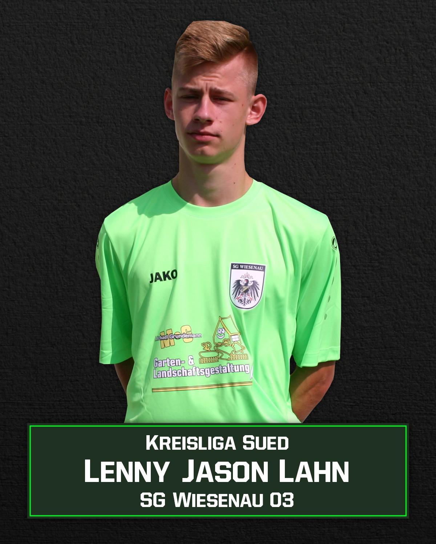 Lenny Jason Lahn