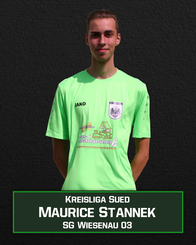 Maurice Stannek