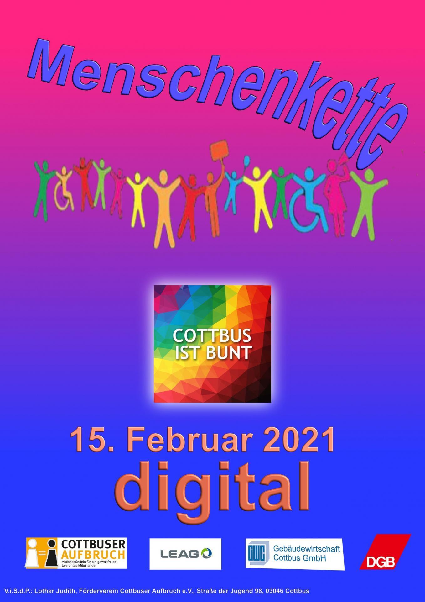 Plakat digital