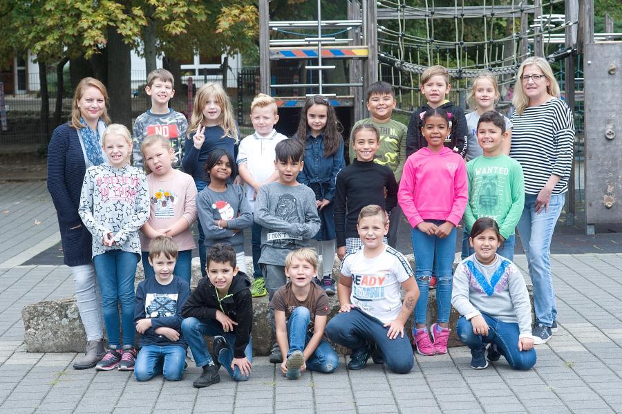 Klasse 2b -Frau Wittling-Koch