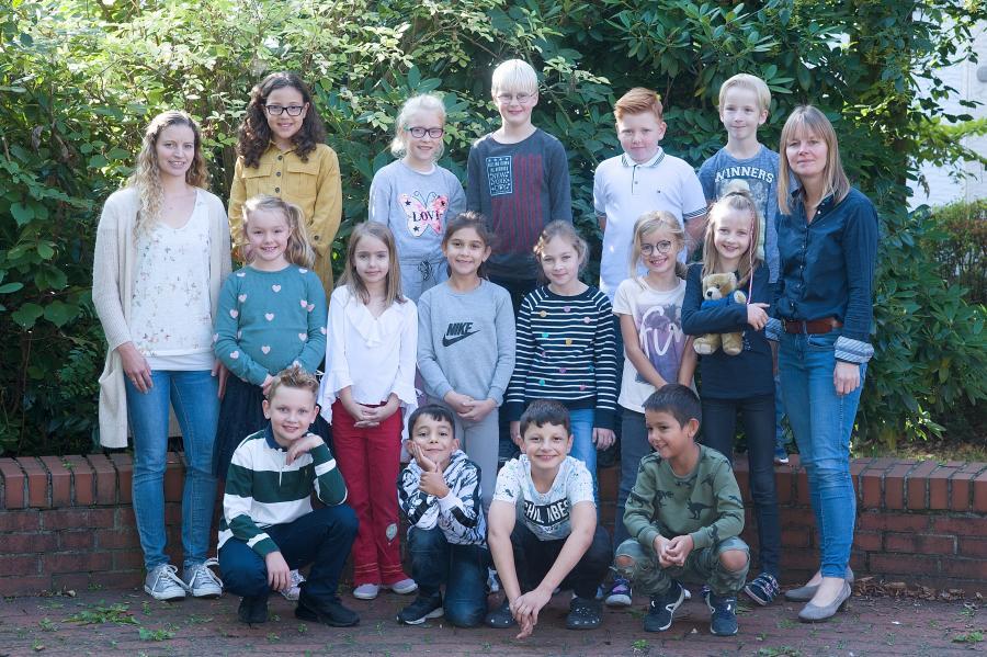 Klasse 3a - Frau Reeke