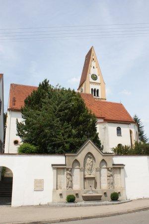 Memmenhausen Kirche St. Georg