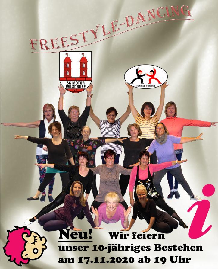 Freesytel Dancing 2020