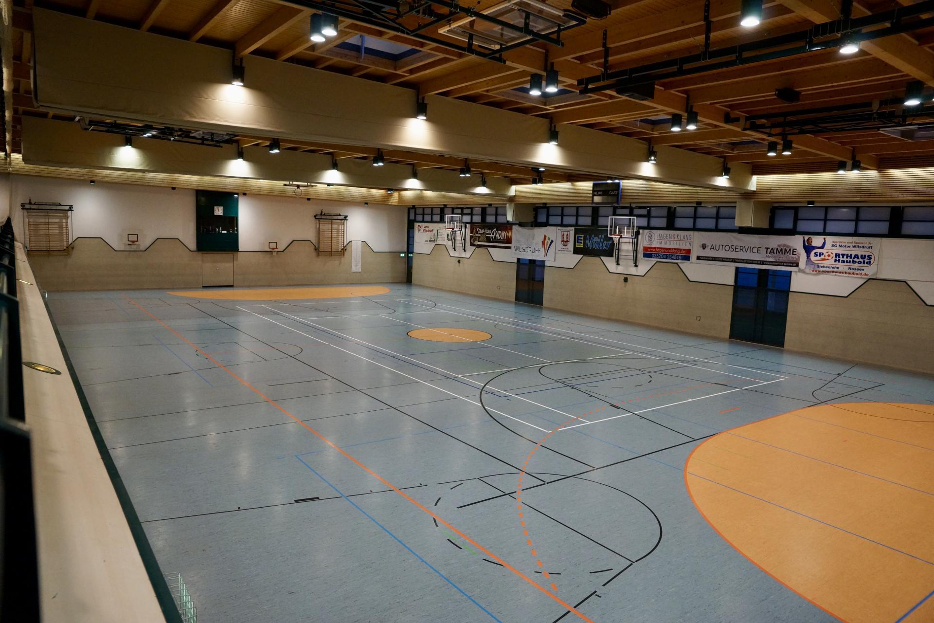 Saubachtalhalle