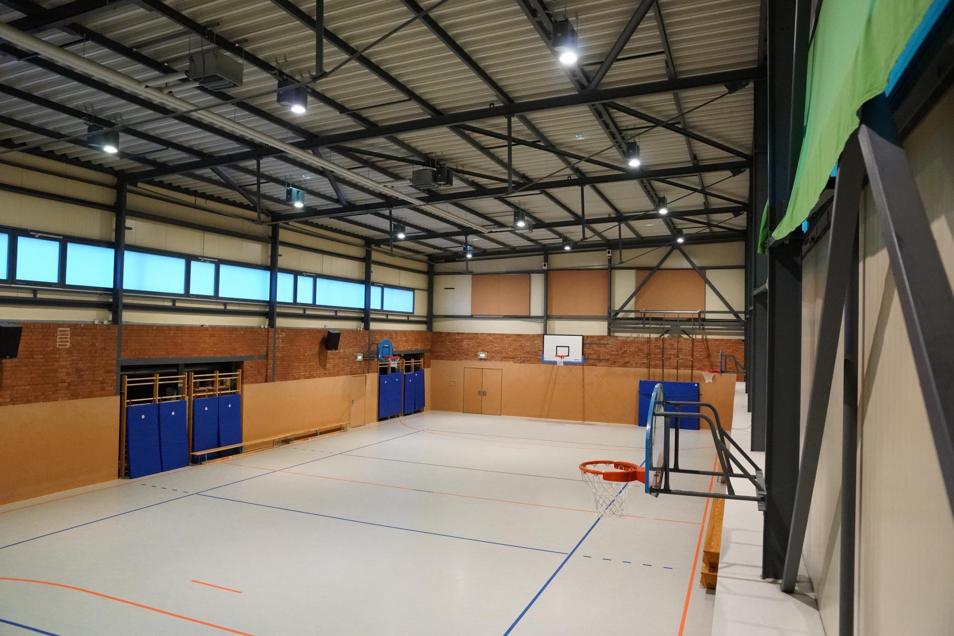 Turnhalle der Grundschule