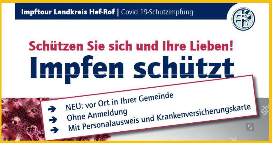 Impftour Hersfeld-Rotenburg 14.09.2021