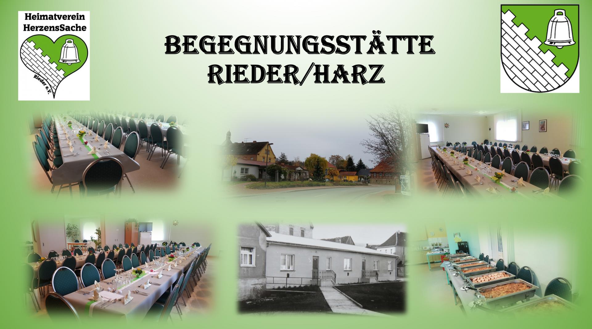 Dorfgemeinschaftshaus Rieder