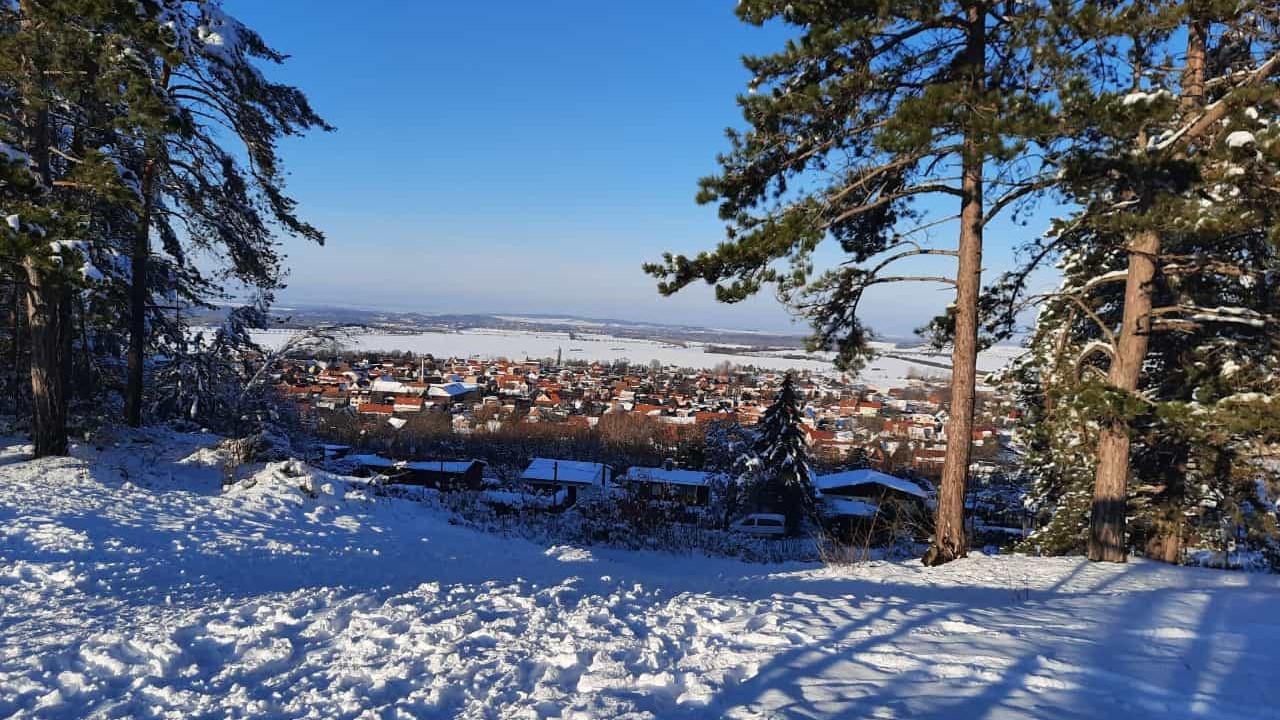 Winter in Rieder