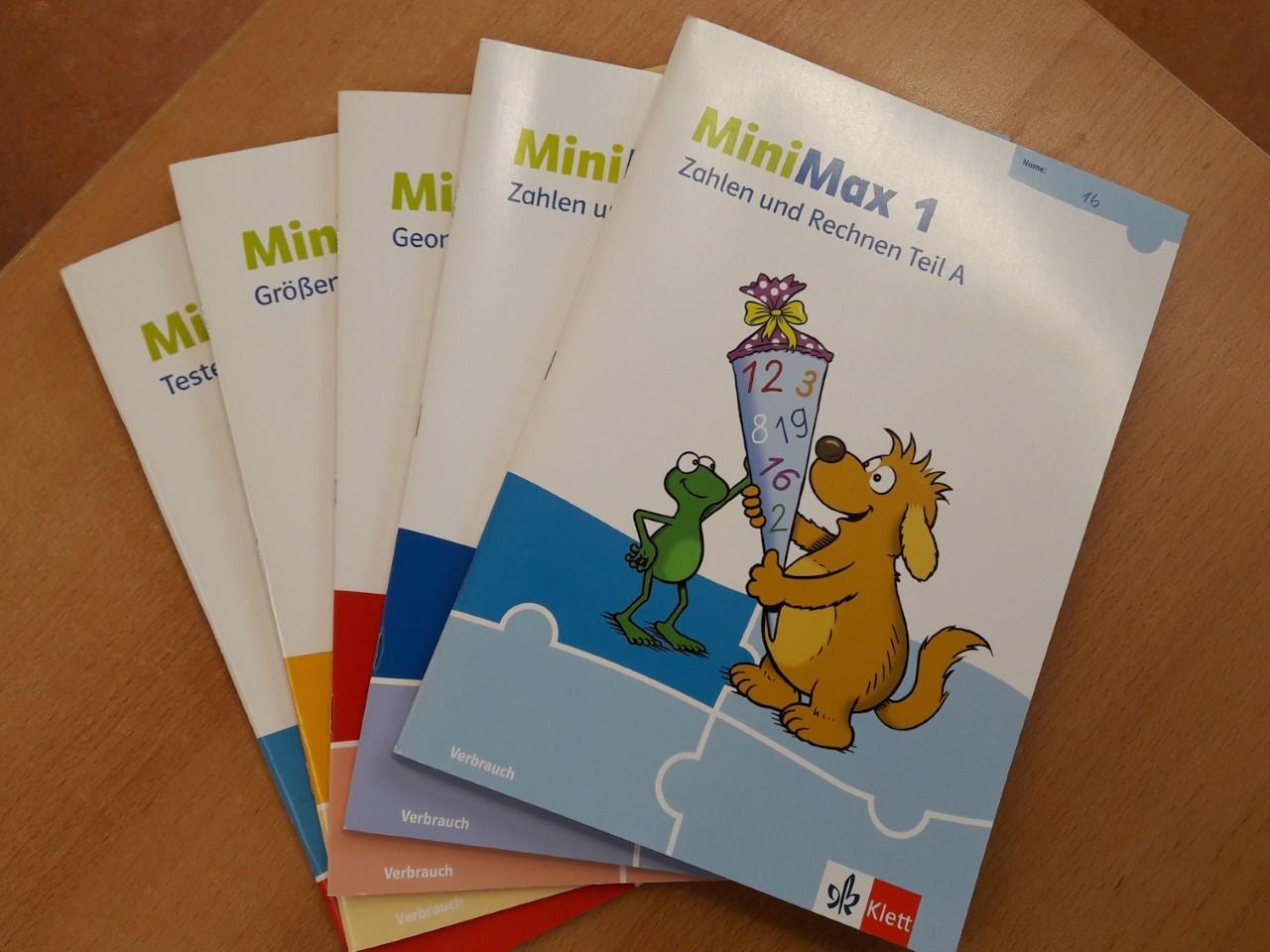 Minimax-Hefte