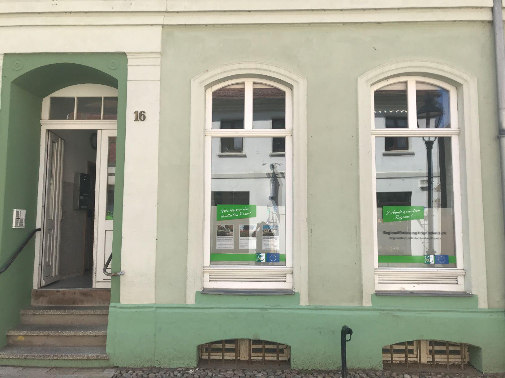 Regionalbüro der LAG Storchenland Prignitz in Perleberg