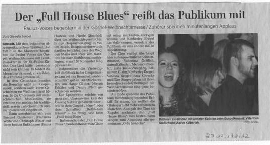 Der House Blues