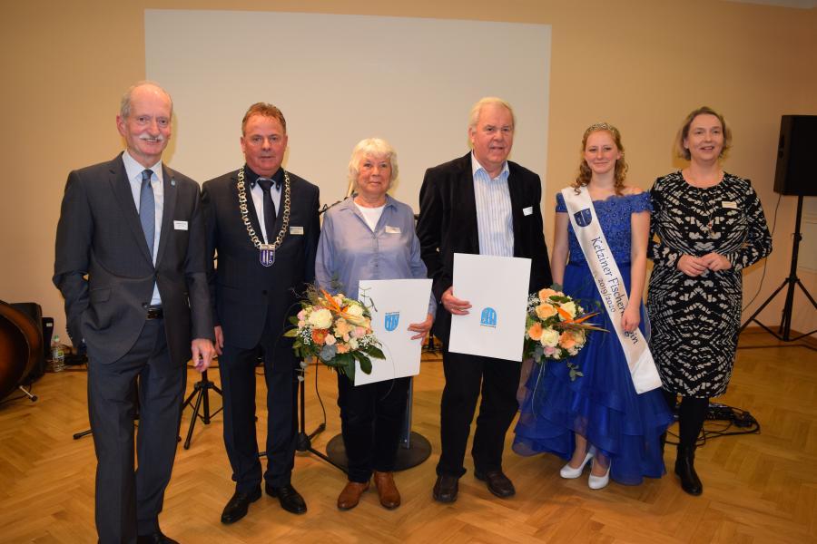 Neujahrsempfang der Stadt Ketzin/Havel 2020