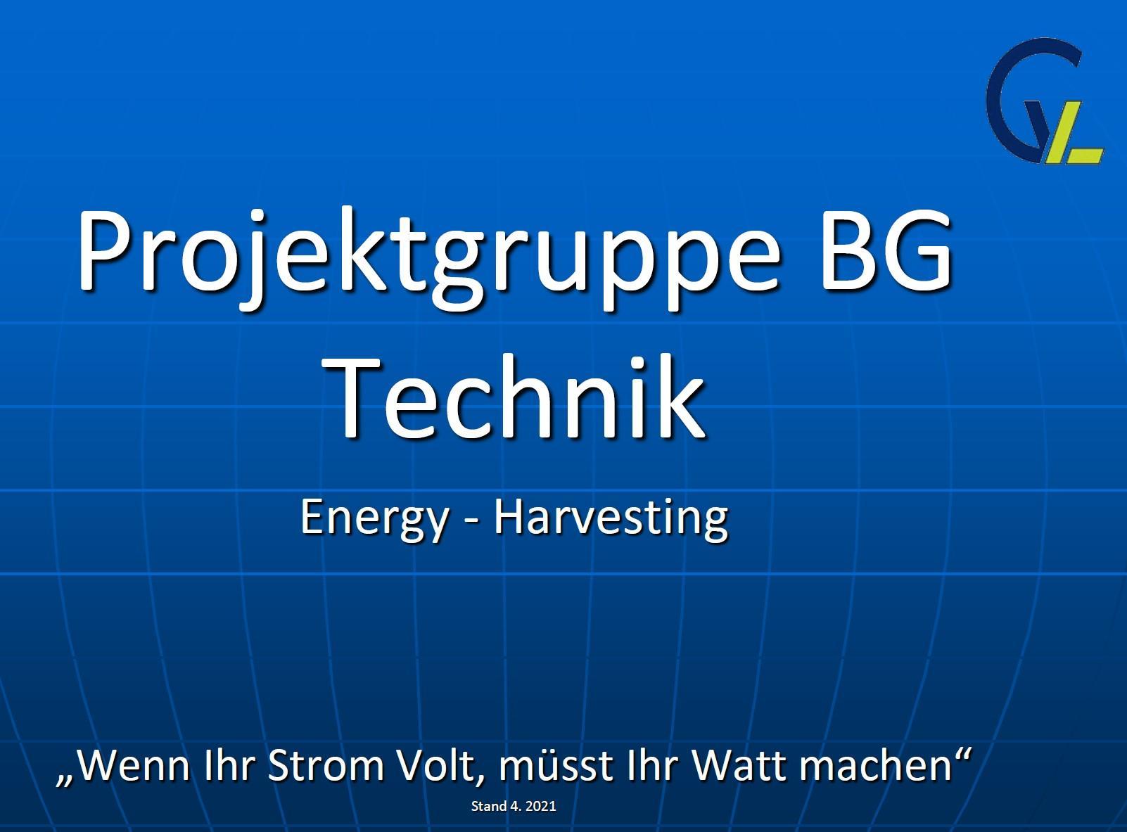 BG Klimaprojekt