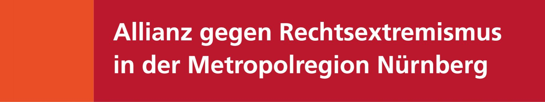 Logo - Allianz gegen Rechtsextremismus