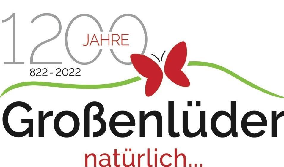 Logo 1200-Jahre Großenlüder