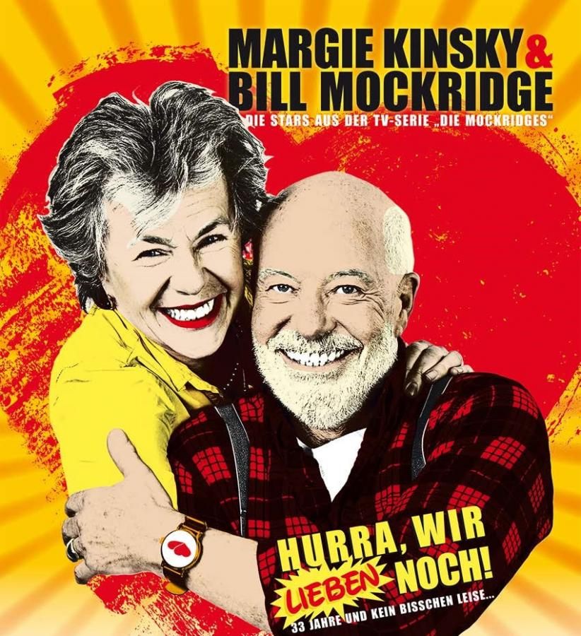 Frauentag in Großenlüder mit Margie Kinsky und Bill Mockridge - Foto: www.margie-und-bill.de