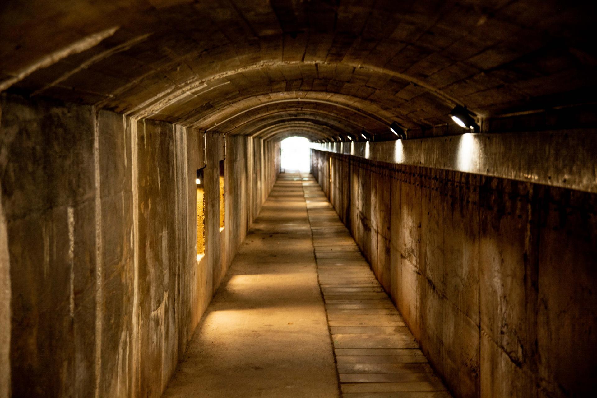 Eingang Höhle